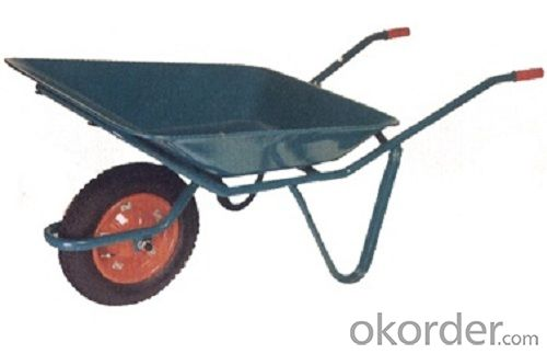 Wheel Barrow with  WB1202A For Construction