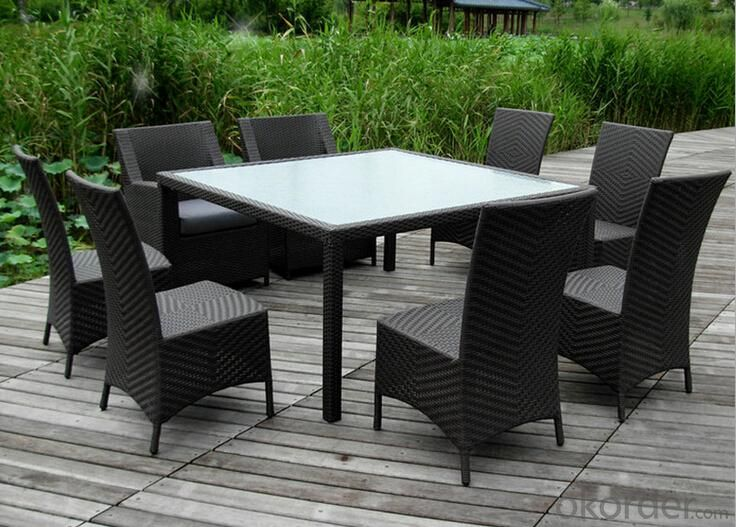 Outdoor PE Wicker/Rattan Sofa CMAX-YHA031