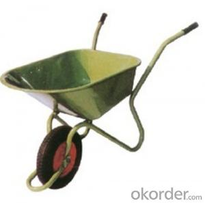 Wheel Barrow with  WB6426A For Construction