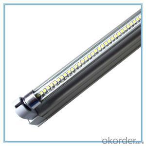 VDE ERP UL Certification IP44 Motion Sensor Anti-glare LED Tube