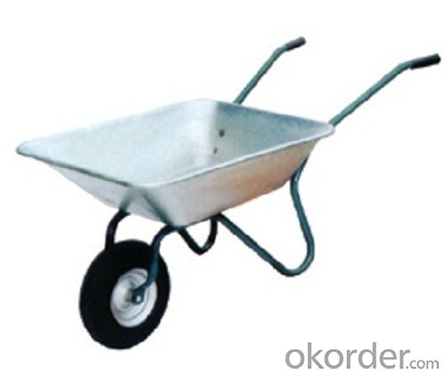 Wheel Barrow with  WB4204 For Construction