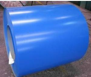Prepainted Galvanized/Aluzing Steel coils(PPGI) for Roofings