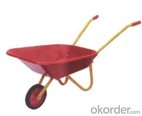 Wheel Barrow with  WB0205 For Construction