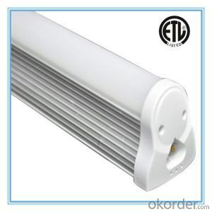 T8 LED Tube Lightings UL/DLC/TUV/CE/VDE/ETL Approved SMD Chips