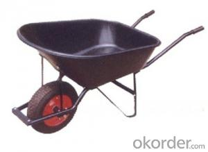 Wheel Barrow with  WB7800 For Construction