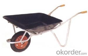 Wheel Barrow with  WB1208 For Construction