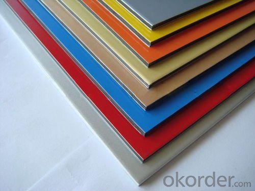 Polyester Aluminium Composite Panel/ACP Outside