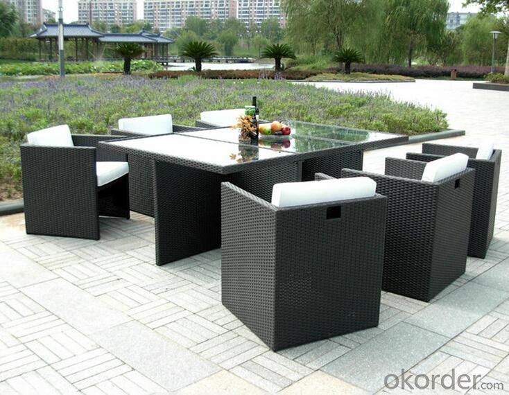 Outdoor PE Wicker/Rattan Sofa CMAX-YHA016