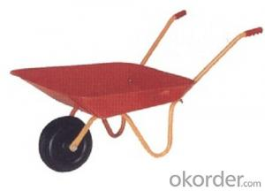 Wheel Barrow with  WB0101 For Construction