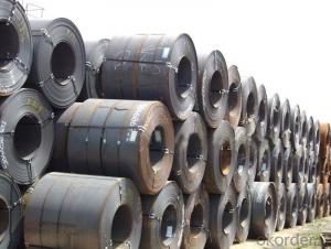 Hot rolled steel coil A36 Q235 Q345 SAE1008