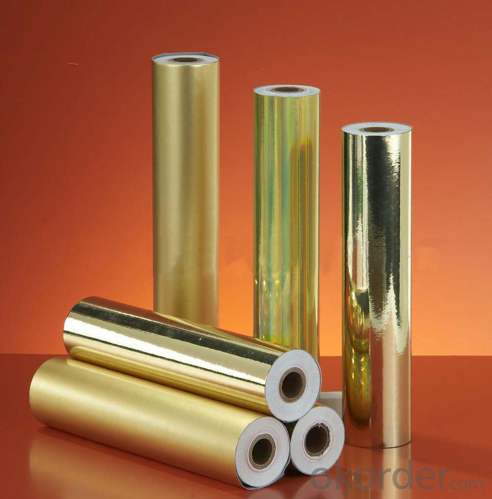 Aluminium Foil for Small Coils Cutting and for Packing