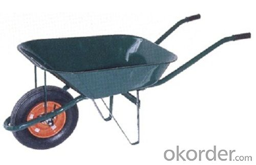 Wheel Barrow with  WB6208 For Construction
