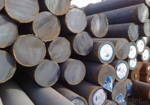 Grade C35 Carbon Steel Round Bars in Stock