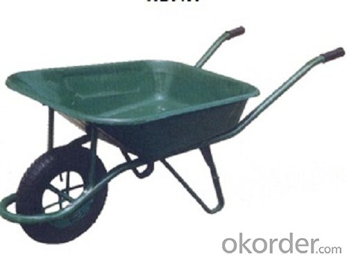 Wheel Barrow with  WB6400 For Construction
