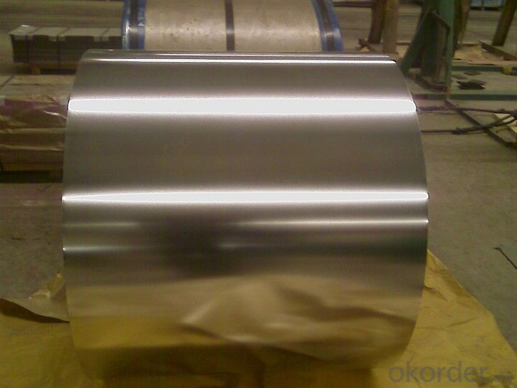 Prime Grade Tinplate For Aerosol Cans, Dome & Cone,MR
