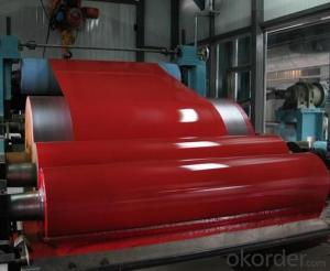 Prepainted Galvanized Steel Plate/ PPGI/GI