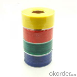 Self fusing Silicone tape for insulation
