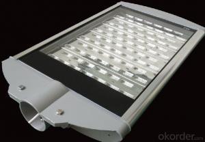 CE RoHS IP65 70W 3 years warranty LED Street Lights