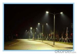30w-180w LED street light CE RoHS IP65 Aluminum 120lm/w with good price