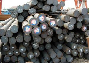Wholesale Round Bar Steel Cr12 Tool Steel 1.2080 Die Steel