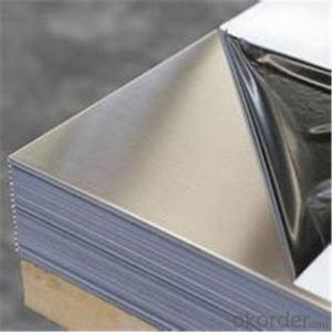 304 Stainless Steel Plate 3mm thickness