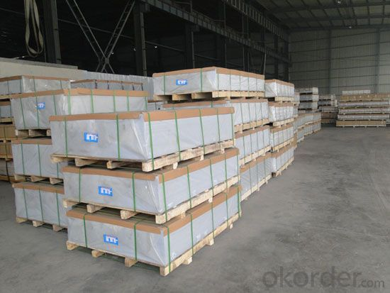 Aluminum Sheets AA8006 D.C Quality Used for Construction
