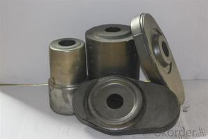 Ladle and Tundish Upper Nozzle and Compound Slide Gate
