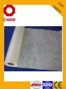 Fiberglass Battery Seperator Tissue/Mat