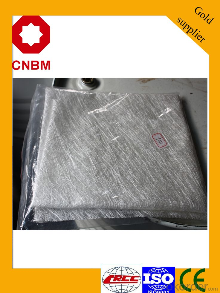 Fiberglass Chopped Strand Mat With Low Price New Design Jushi