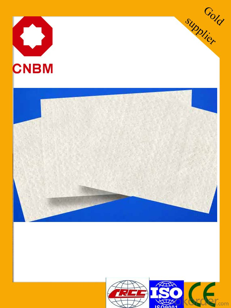 Thermal Fiberglass Needle Mat With Thickness 6mm, 12mm, 24mm