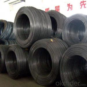 Black Wire Straight Cut Black Annealed Iron Wire Q195 Wire Material