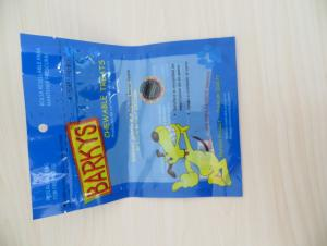 Quad Bottom Sealing Color Printed Laminated Bag from China