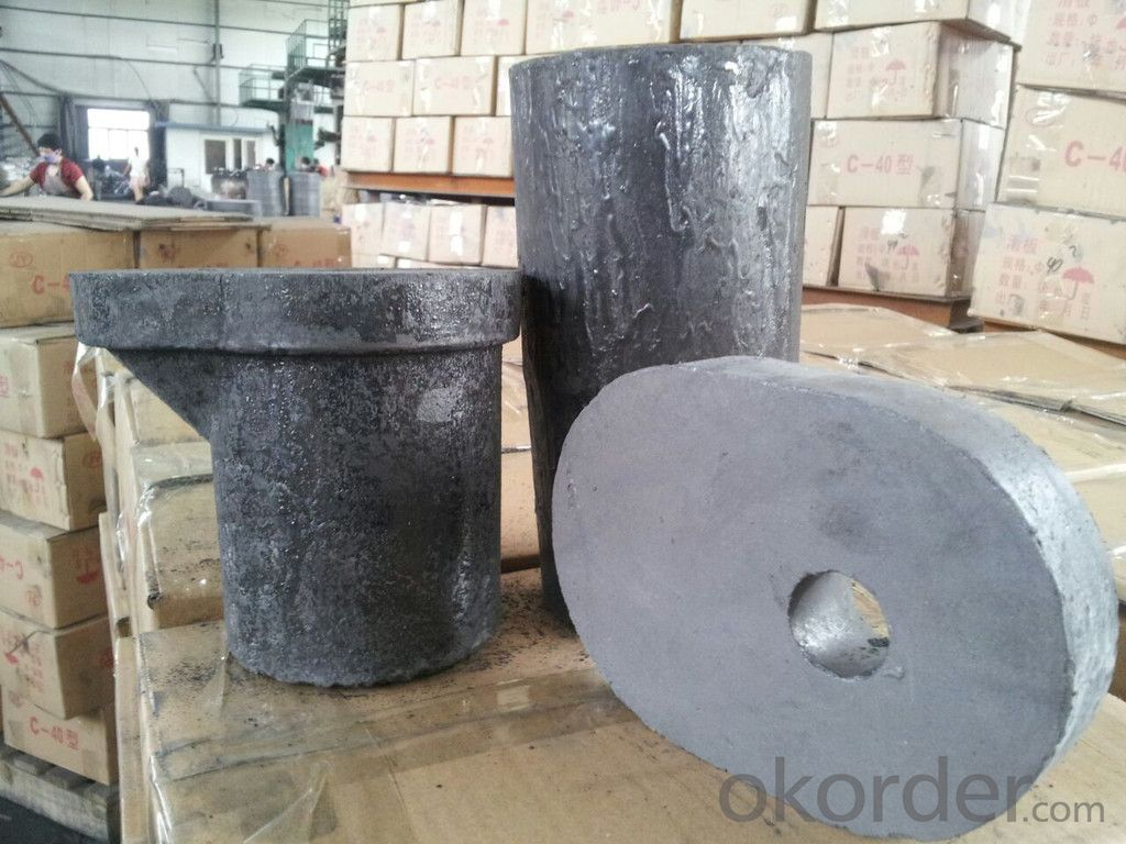 Slide Gate and Nozzle on Tundish Refractory for Exporting