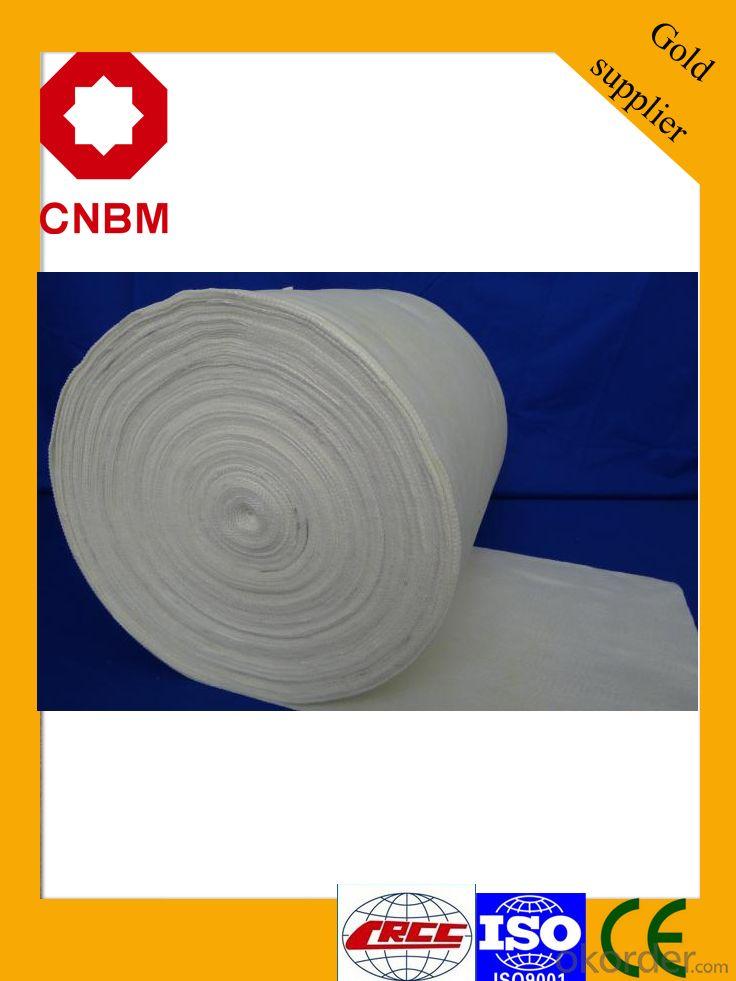 Self-adhesive Fiberglass Needled Mat WSS-3
