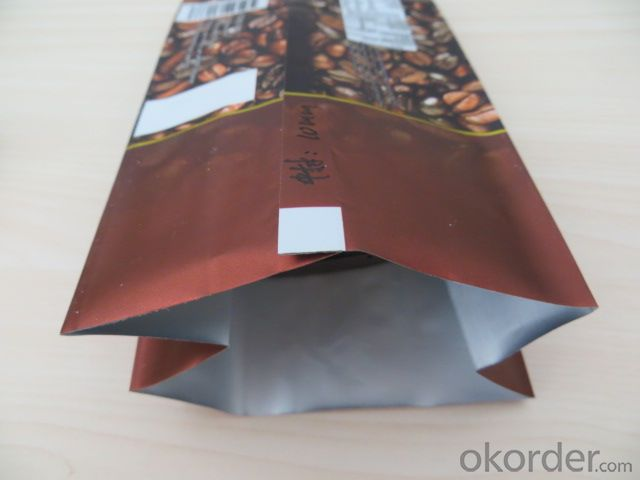 Color Printed Flexible Packaging Bag For Industry Field
