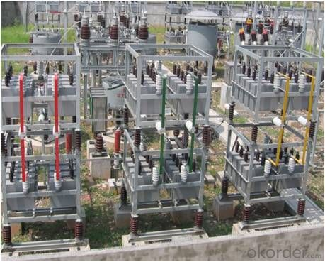 Thyrister Control Reactor Static Var Compensator