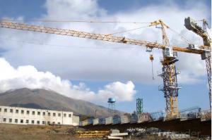 CMAX Tower Crane TC 6520 Construction Machine