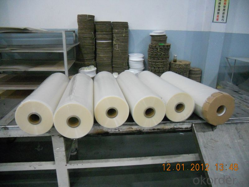 Metalized PET Twisted Colour Film Supplied From China: