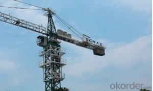 CMAX TC 5013A Tower Crane Construction Machine