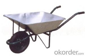 Wheel Barrow with  WB4201 For Construction