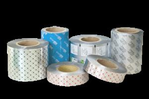 SP Laminated Film for Packing  PET/AL/PE