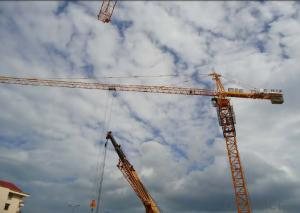 CMAX Tower Crane TC 7021 Construction Machine
