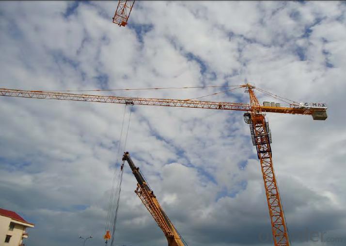 CMAX Tower Crane TC 7034 Construction Machine