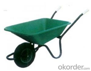 Wheel Barrow with  WB6424T For Construction