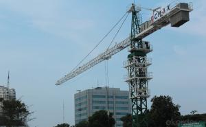 CMAX TC 6014 Tower Crane Construction Machine