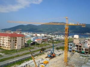 CMAX Tower Crane TC 5610 Construction Machine