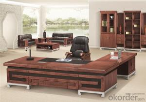 Executive Desk with Veneer Painting Surface