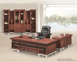 Executive Table with Veneer Painting Surface