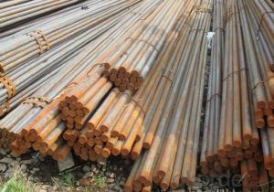Deformed Steel Bar HRB500 Construction Rebar