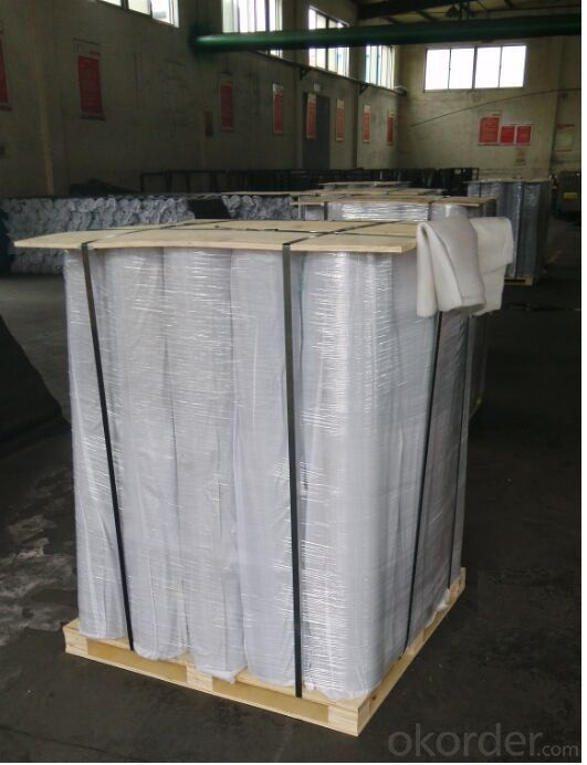 EPDM Coiled Rubber Waterproof Membrane with Tray Packed